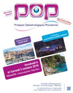 Pratiques Ophtalmologiques Phocéennes 2019