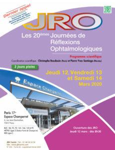 JRO 2020