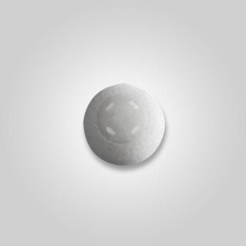 Sphères à tunnels et surface lisse Medpor