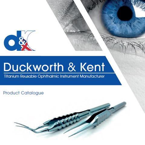 Gamme Duckworth and Kent
